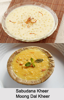 Kheer in India, Indian Sweets