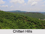 Hill Stations of Eastern Ghats Mountain Range in India