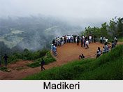 Hill Stations of Western Ghats Mountain Range in India