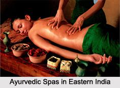 Ayurvedic Spas in Eastern India