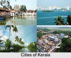 Cities of Kerala