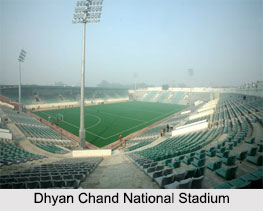 Major Dhyan Chand National Stadium, Delhi