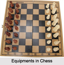 Equipments of Chess