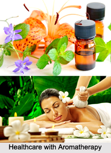 Healthcare with Aromatherapy
