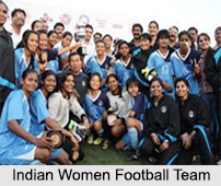 India Women's National Football Team