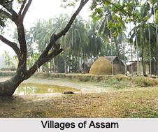 Villages of Assam, Indian Village