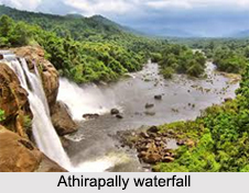Waterfalls in Thissur