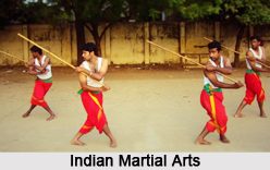 Indian Martial Arts, Indian Athletics