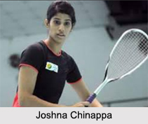 Indian Female Squash Players