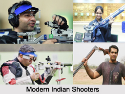 Shooters in India