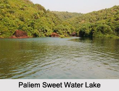 Lakes in Goa
