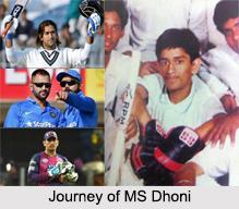 Mahendra Singh Dhoni, Indian Cricket Player