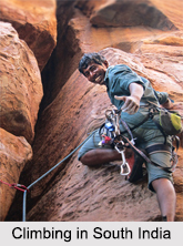 Sports Climbing in India, Adventure Sport