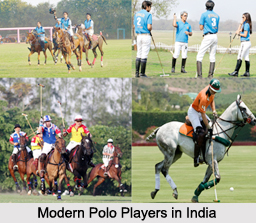 Polo Players in India