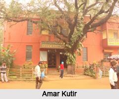 Amar Kutir, Shantiniketan, West Bengal
