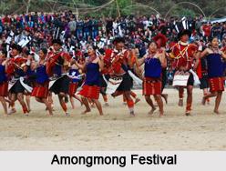 Amongmong Festival, Nagaland, Indian Regional Festivals