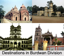 Districts of Burdwan Division, West Bengal