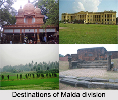 Districts of Malda Division, West Bengal