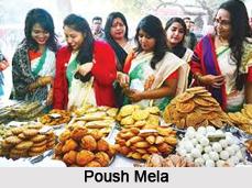 Fairs and Festivals of Viswa Bharati University, Shantiniketan, West Bengal