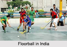 Floorball in India