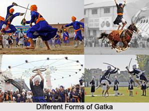 Forms of Gatka