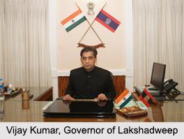 Governors of Lakshadweep