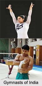 Gymnasts of India