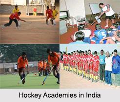 Hockey Academies in India