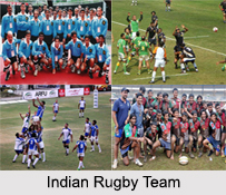 Indian Rugby Union Team