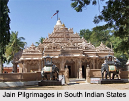Jain Pilgrimages in South Indian States