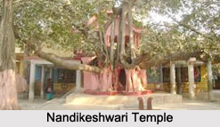 Nandikeshwari Temple, Birbhum district, West Bengal