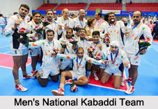 National Kabaddi Team for Men