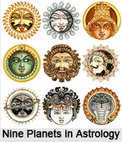 Nine Planets in Astrology, Astrology