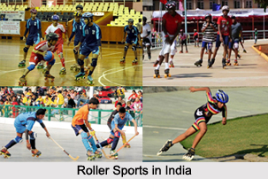 Roller Sports in India