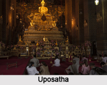 Uposatha, Buddhist Festival, Indian Festivals