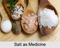 Use of Salt as Medicines