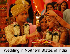 Wedding in Northern States of India