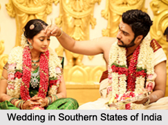 Wedding in Southern States of India