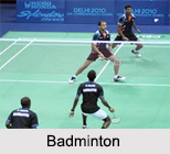Badminton in India, Indian Athletics
