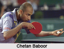 Indian Table Tennis Players