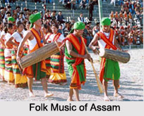 Folk Music of Assam, Indian Folk Music