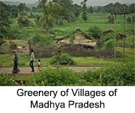 Villages of Madhya Pradesh, Villages of India