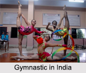 Gymnastic in India, Indian Athletics