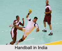 Handball in India, Indian Athletics