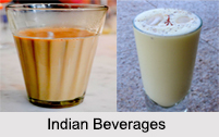 Indian Beverages, Indian Food