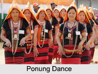 Folk Dances of Arunachal Pradesh, Indian Folk Dances, Indian Dances
