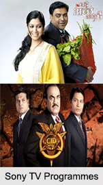 List of Programmes Broadcast by Sony TV