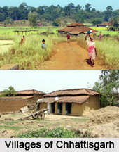 Villages of Chhattisgarh, Villages of India