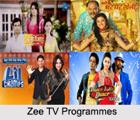 List of Programmes broadcast by Zee TV