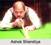 Indian Billiards Players